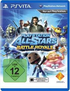 (PS Vita) Playstation All-Stars Battle Royale für 14,95 €