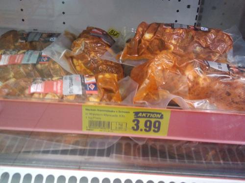 [Lokal?] 1 kg marinierte Schweinenackensteaks für 3,99 bei Netto Lebensmittel in Berlin Schöneberg (Martin-Luther-Straße)