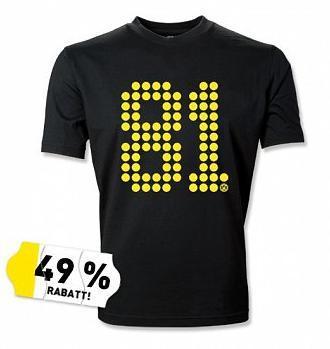 BVB-Shirt 81 Punkte -49 %