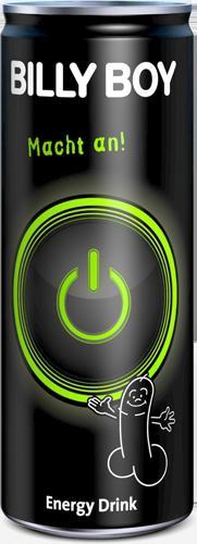 Billy Boy Energydrink bis zu 59% günstiger