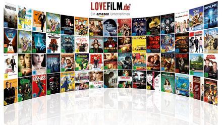 6 Monate Lovefilm für 19€ #Neukunden#