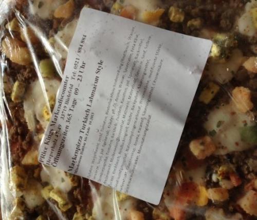 [Lokal] Bielefeld: Dr. Oetker Pizza für 1,30 Euro (mind. 10 Stück, auch Ofenfrische + Culinara)