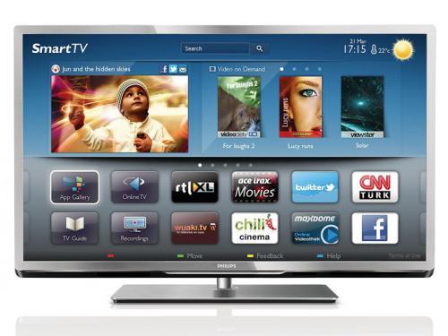 [Lokal Ulm] Philips 55PFL5507K - 55 Zoll 3D LED TV für 888 Euro @ MediaMarkt