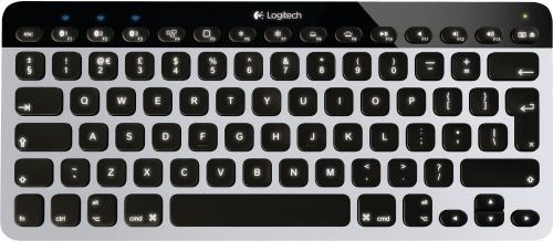 Logitech Easy-Switch Bluetooth beleuchtete Tastatur@Amazon.de
