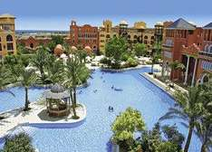 7 Tage Hurghada 5* HP Flug+Transfer 314€ p.P. im Juni