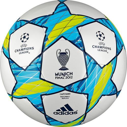Adidas Fussball Matchball Spielball München 2012 OMB