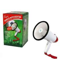 3 x Mini Fan-Megaphone für 7€ @Returbo