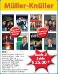 [Müller bundesweit] 3 Staffeln TV-Serien auf DVD (aus 40 Titeln) vom 13.05. - 18.05. für zusammen 25,00 EUR / 2,00 EUR Coupon für Django Unchained