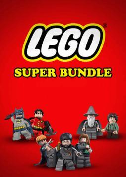 [Steam] Lego Super Bundle (Batman 1+2, Herr der Ringe, Harry Potter 1-4 + 5-7)