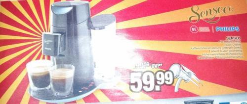 [lokal Frechen][Marktkauf] Senseo 7870/60 Twist (UVP99,99€ / Idealo ab 79,19€)