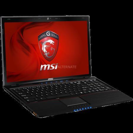 Zack: MSI Gamnig-Laptop - GE60-i560M287FD