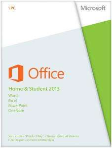 Office 2013 Home and Student @ ebay Idealo: 100€