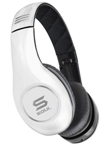 SOUL by Ludacris SL150BW (black/white) Headphones @ Amazon.com