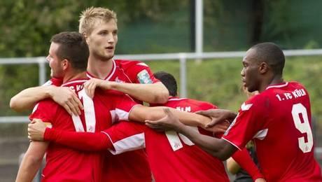 freier Eintritt - 13.5.2013  - 16 Uhr  - 1.FC Köln U21 vs  MSV Duisburg II