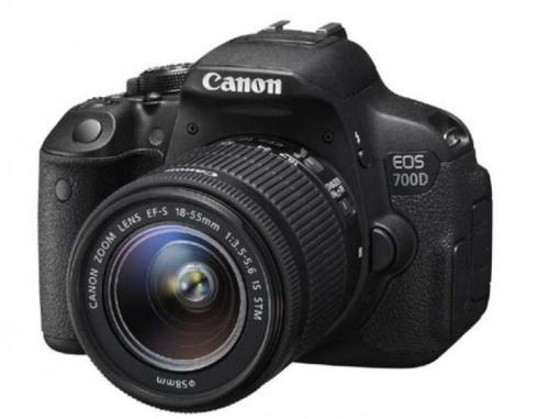 Comtech: Canon EOS 700D Kit 18-55 IS STM *50€ Cashback vom Hersteller*