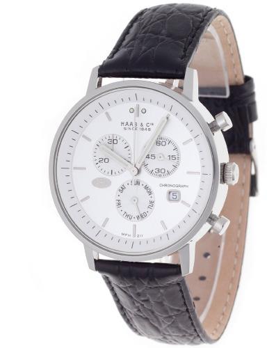 Amazon: Haas & Cie Herrenuhr Vitesse Chronograph