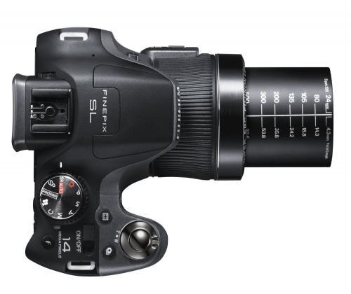 Fujifilm FinePix SL300 Digitalkamera (14 Megapixel, 30-fach opt. Zoom, 7,6 cm (3 Zoll) Display, bildstabilisiert) schwarz @Amazon BLITZAnGEBOT