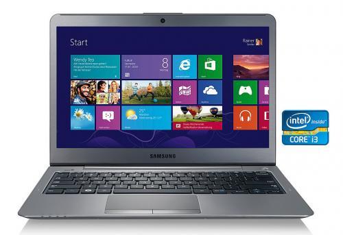Samsung Series 5 Ultra 530U3C-A0B für 459€ – mattes 13,3″ Ultrabook mit Core i3-3217U, 4GB Ram, 500GB HDD + 24GB SSD und Intel HD 4000 Grafik   459€