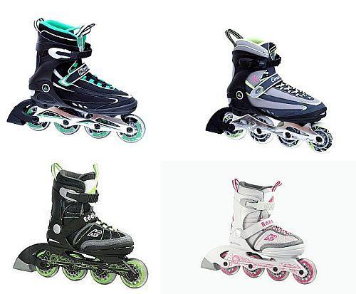 K2 verschiedene Modelle und Größen für Kinder, Damen und Herren alle für nur 49,95 EUR