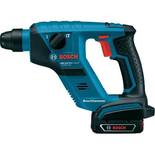 Bosch Akku-Bohrhammer + 2 x 1,5 Ah Akku + L-Boxx Bosch 0611905402 für 159 € @ebay
