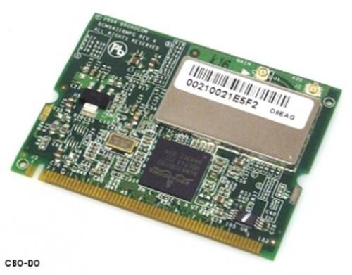 Broadcom BCM94318MPG - Mini PCI WLAN Karte 54 Mpbs für nur 6,95 inkl. Versand