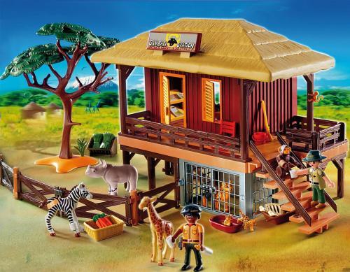 Playmobil 4826 Wildtierpflegestation für 33,69€ incl. Versand (Idealo 53,95€)