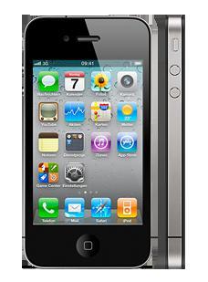 iPhone 4 weiß oder schwarz / 8 GB ohne Simlock - Neuware @Vodafone