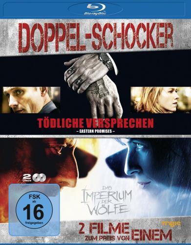 Tödliche Versprechen - Eastern Promises/Das Imperium der Wölfe [Blu-ray] für 9,97 € @ amazon.de