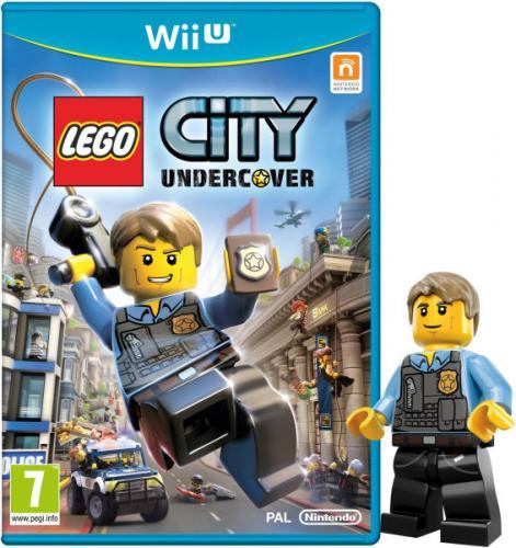 Nintendo Wii U - Lego City Undercover (Limited Edition) für €37,11 [@TheHut.com]