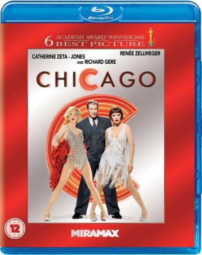 Blu-Ray - Chicago für €6,32 [@TheHut.com]