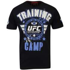 UFC Men's Training Camp T-Shirt @zavvi.com!