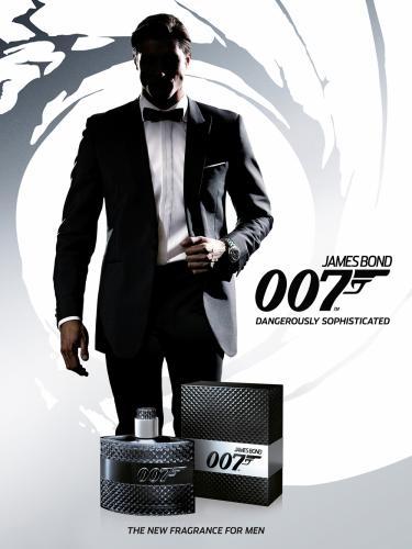Douglas: James Bond 007 EDT 125 ml + gratis Kulturbeutel + Deospray (50 ml) + Gesichtsmaske für 25,90 + Option auf mehr Geschenke