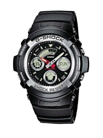 Casio G-Shock Herren-Armbanduhr AW-590-1AER, für ca. 53€ inkl. Versand bei AmazonUK, idealo 71€