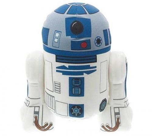 """Star Wars™ - Sprechende Plüschfigur """"R2D2"""" (23cm) für €8,18 [@Zavvi.com]"""