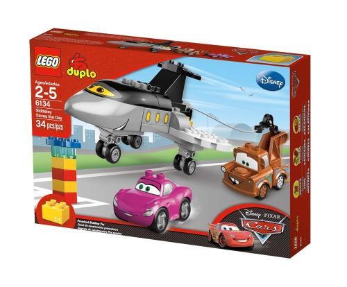 """Lego™ - Duplo """"Cars: Siddeleys Rettungsaktion"""" (6134) ab €18,48 [@Galeria-Kaufhof.de]"""
