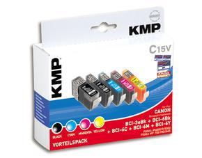 KMP Vorteilspack C15V für 12,73 € mit 9PROZENT
