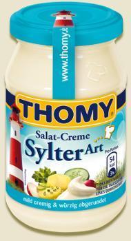 Gratis 5000 mal Thomy Salatcreme