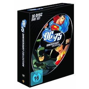 Sammelbox DC Universe 16 DVD, 26,97 Euro @ amazon