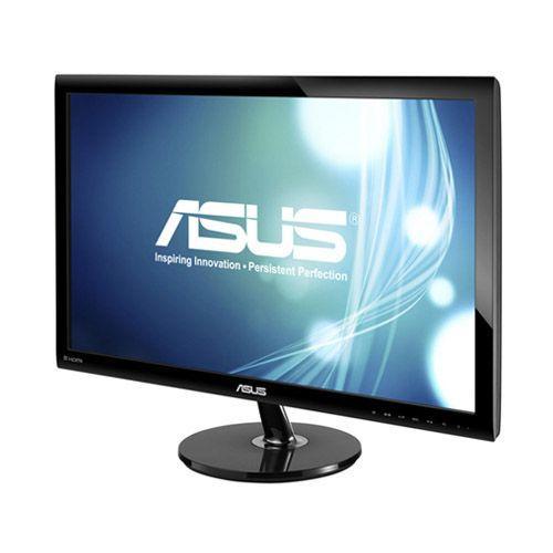 Asus VS278Q 68,6 cm (27 Zoll) LED-Monitor (VGA, HDMI, 1ms Reaktionszeit) schwarz für 219,90 € @ ZACKZACK.eu