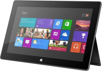 Microsoft Surface RT mit kostenloser Tastatur(Touchcover)
