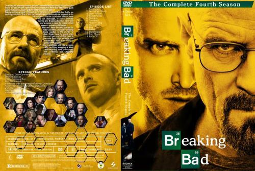 [LOKAL?] Breaking Bad - Staffel 1 bis 4  für je 10 € bei Saturn nur heute (16.05.2013)