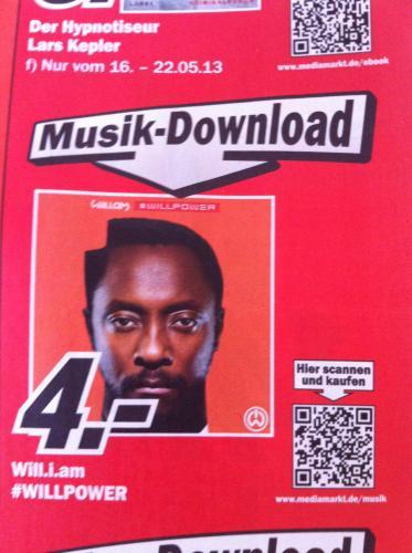 [Media Markt MP3] Will.I.Am #willpower