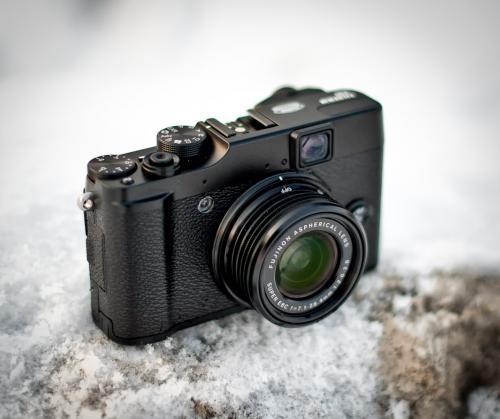 "Fujifilm finepix x10 308€ ""sehr gut"" im WHD Digitalkamera"