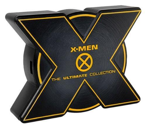 X-Men (The Ultimate Collection) [Blu-ray] für 37,90 €  @ media-dealer.de