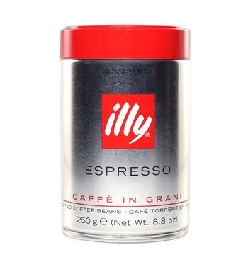 [AYN] 7 x 250g Kaffee von illy verschiedene Sorten 34,93€ für NK