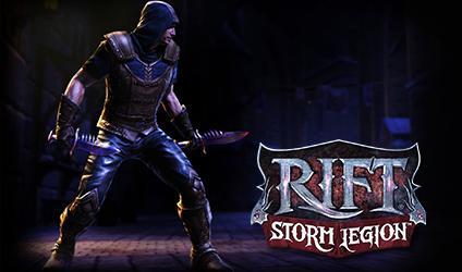 PC - RIFT + Addon Storm Legion + 30 Tage Spielzeit GRATIS