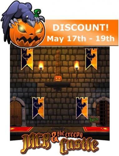 """iOS """"Jack & the Creepy Castle"""" für 0,89€ statt 1,79€ nur am 17-19 Mai!"""