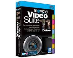 Movavi Video Suite 11 Special Edition KOSTENLOS statt 39,90 € (WIN7-8) @ www.movavi.de
