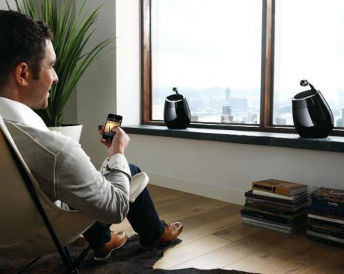 (Amazon) Philips Fidelio DS9800W SoundSphere AirPlay Speaker für iPad/iPhone für 499 Euro