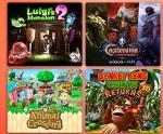 Nintendo 3DS 4 Spiele zum Preis von 2